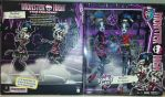 Monster High Zombie Shake Meowlody and Purrsephone by Mayux