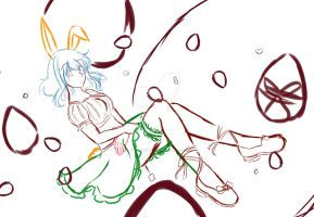 WIP Happy EASTER by ShinePikaPi