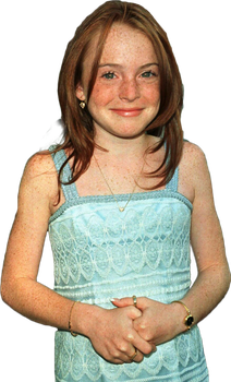Lindsay Lohan PNG by itsthesuckzone