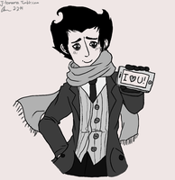 I Love You! {Don't Starve} by Tomato-the-Capricorn