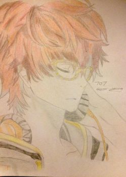 707 Mystic Messenger completed  by epicbubble7
