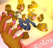 Box of Rolos by tinadapenguin1