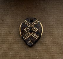 native pendant by sudrabs