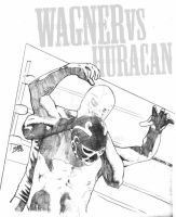 Dr Wagner vs Huracan Ramirez by LordCoatl