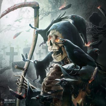 The Grim Reaper by Mr-Ripley