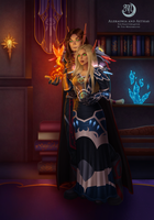 C: Anierous and Lorivaen by The-Moonbound on DeviantArt
