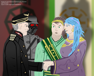 Duzhonevian-Solarian Peace Summit by Imperial-Ascendance