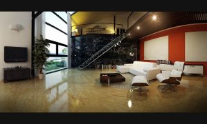 loft_marmol-eye by c4lito3d