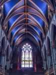 Church Ceiling by PrincessInHeaven
