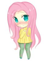 Fluttershy by Itsumademo01