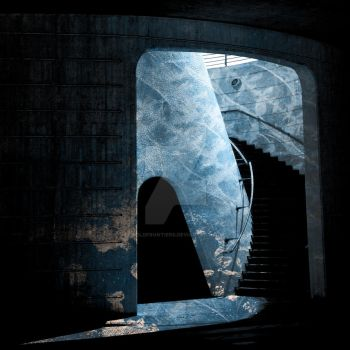 Stairway to Redemption - Exclusive Premade Stock by somadjinn