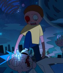 Evil Morty Begins by spowys