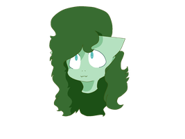 Lime Bits Page Doll Thing  by WaterOrbCat