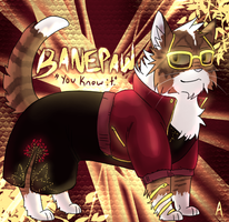 Banepaw in the Pageant by Alopiidae