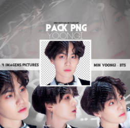 PACK PNG #5 MIN YOONGI - BTS by BrovoStyles