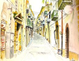 Sicile by Simialro