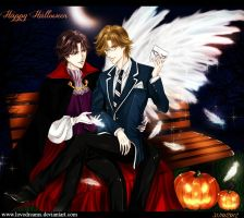 Happy Halloween !! by lovedreams