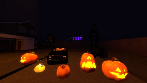 Happy Halloween 2017! by Harejules