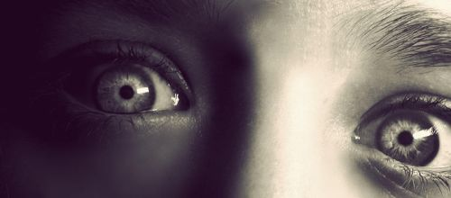 My eyes by oluun