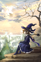 Little Sea Witch by CosetteDoe