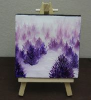 Mini Forest #3 by crazycolleeny