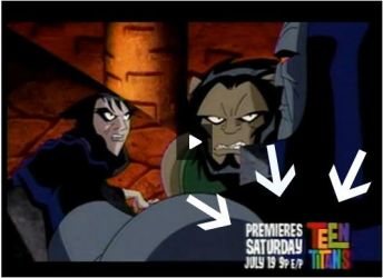 Teen Titans- Original Airdate by LovePeaceHearts