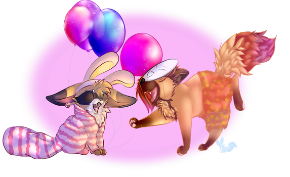 Cosplay Party -Gift- by LysMily
