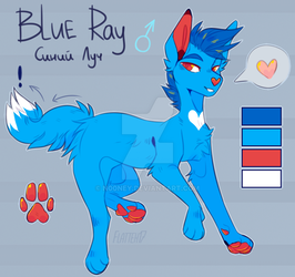 Blue Ray - Ref by n00ney