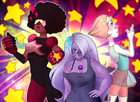 crystal gems by scootched