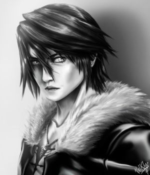Real Squall by Valkhar