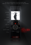 The Caleb Tapes Teaser Poster by EspionageDB7