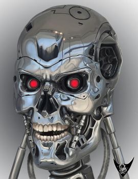 The T800 by Mattermorfer