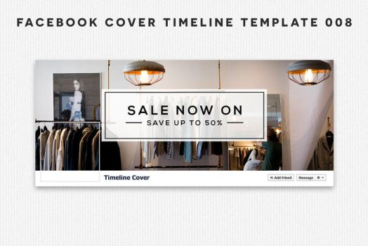 Free Facebook Cover Timeline Template 008 by symufa