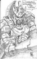 Galvatron for Rodi by red-monkey