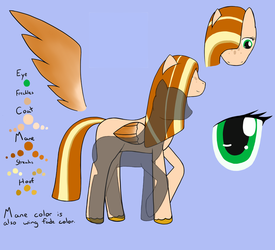 Caramel Reference by Akiralios