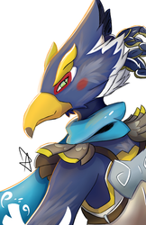 Revali (Doodle) by Ryre1