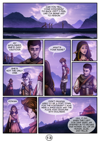 TCM 2: Volume 3 (pg 13) by LivingAliveCreator