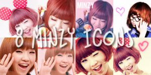 Minzy Icon Pack by orange-tree-house