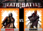 Death Battle Fight Idea 2 by Death-Driver-5000