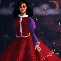 [Contest Entry] Royal portrait by nathal32