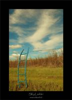 Sky Ladder I by Intrigueme
