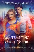 The Tempting Touch Of Fire by CoraGraphics