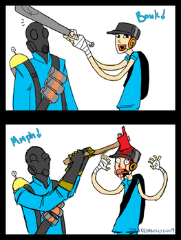 TF2 - You're doing it wrong by SuperKusoKao