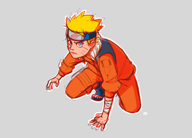 Naruto by Ketchupberry