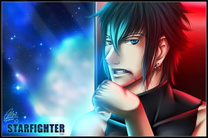 STARFIGHTER - CAIN by CIELO-PLUS
