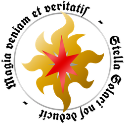 The Order of Shimmering Star Emblem by AplReach