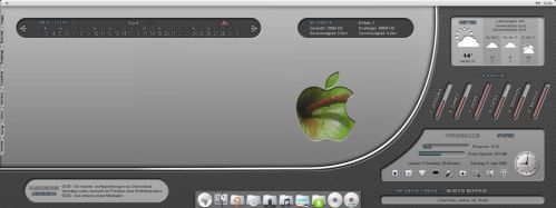 Apple Carbon finished by LavAna
