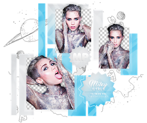 PACK PNG 1097| MILEY CYRUS by MAGIC-PNGS