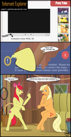 Internet Explorer by Mighty-Muffins