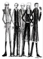 The Five Bowies by herbertzohl